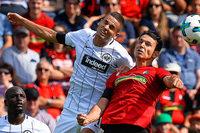 So geht der SC Freiburg ins Auftaktspiel gegen Pokalsieger Frankfurt