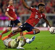 Die Bayern brauchen Glück