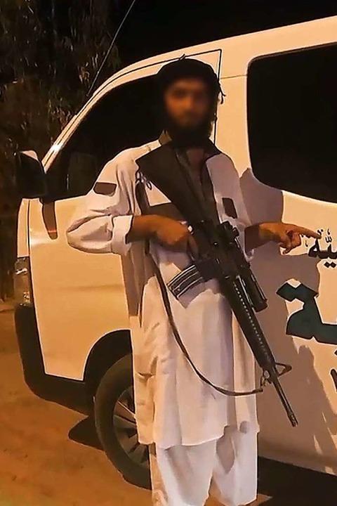 Abu Aisha Irani  | Foto: Sicherheitsrat der Region Kurdistan