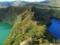 Auf den Azoren treffen Atlantiküberquerer auf Weltumsegler