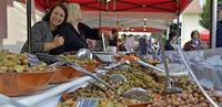 Französischer Markt in Bad Krozingen