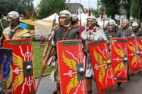 Römerfest in Augusta Raurica: Vielfältige Schau römischen Lebens