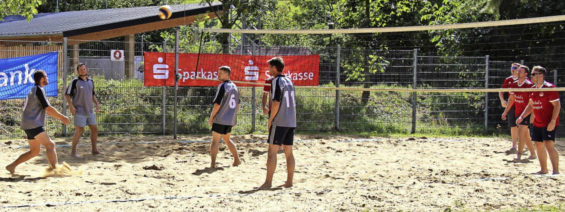 """Das Team """"Schlossbergarena&#8220...annschaft am Ende Platz drei belegte.     Foto: Petra Emmler"""