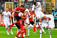 SC Freiburg: Der Einsatz stimmt, die Chancenauswertung nicht