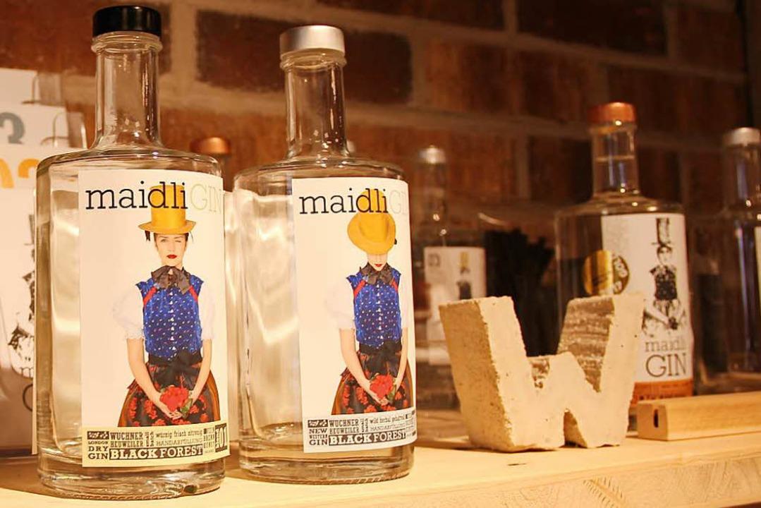 Den preisgekrönten Gin gibt es in verschiedenen Blends.    Foto: Anna Lob