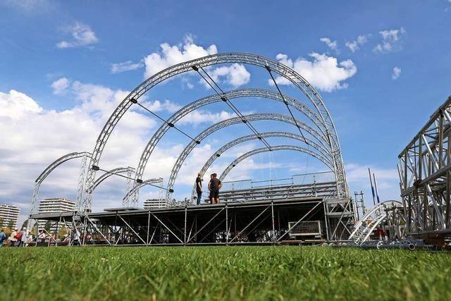 Eine große Bühne für das Orso