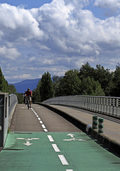 Grenzen per Rad überwinden
