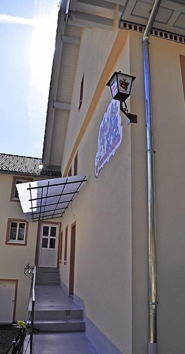 Das Fasnachtshus wird ein Museum und ein Archiv der Zeller Fasnacht.  | Foto: Nicolai Kapitz