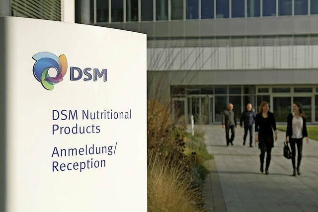 DSM baut die regionalen Standorte aus