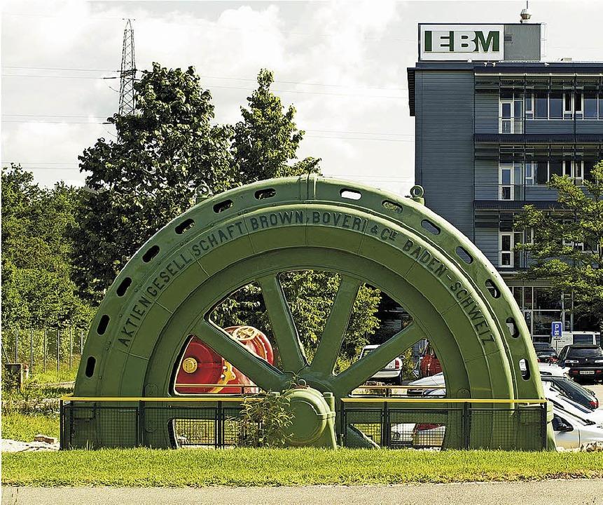 Der Hauptsitz der EBM in Münchenstein   | Foto: EBM