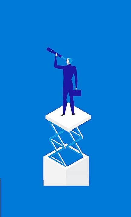 Der Chef hat nicht immer die richtige Perspektive.     Foto: Stock.Adobe.Com