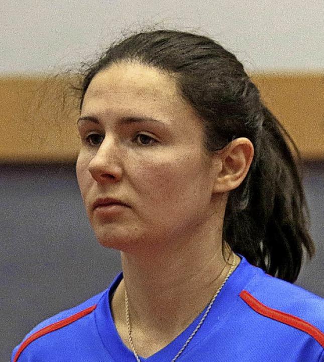 Ievgeniia Vasylieva  | Foto: uwo