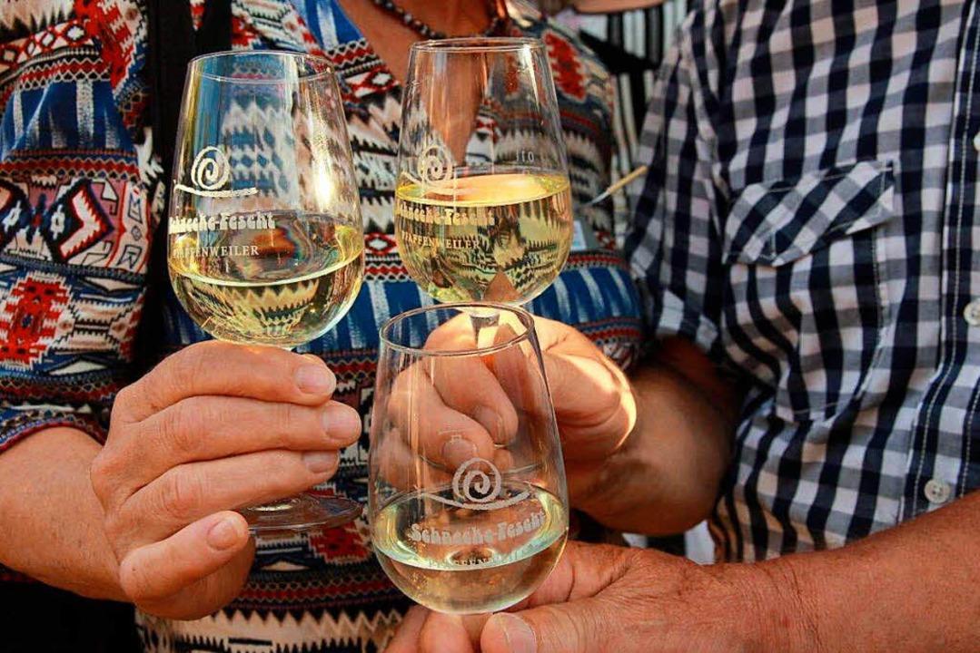 Wein aus dem Schneckental  | Foto: Frowalt Janzer