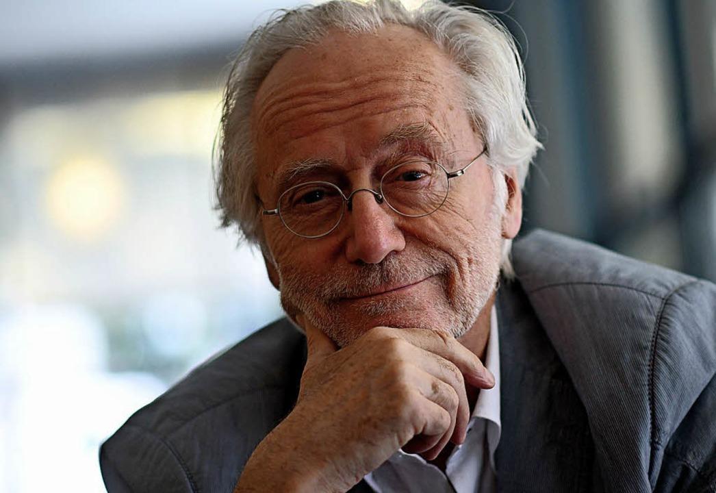 War seit 1985 Hans Beimer: Joachim H. Luger   | Foto: dpa