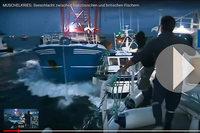 Französische und britische Fischkutter gehen aufeinander los