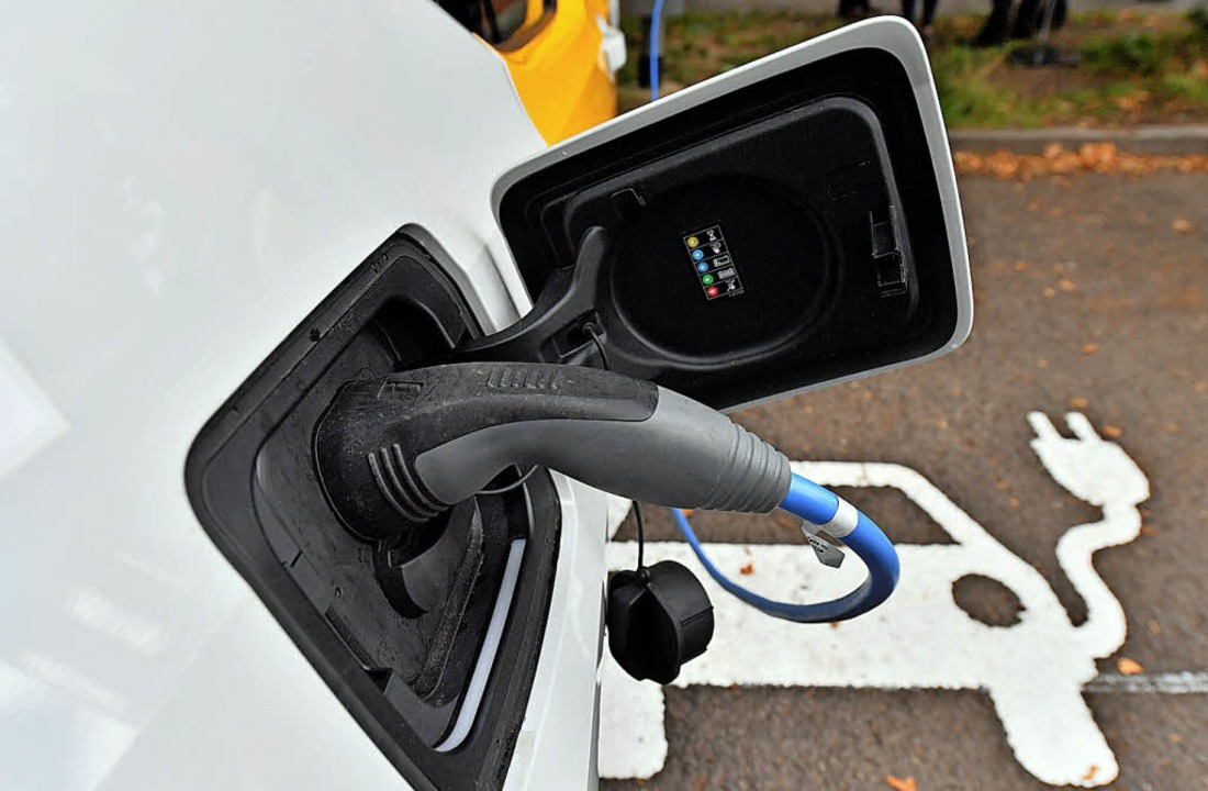 Elektromobilität zu  fördern, ohne den...urschutzbund Nabu für wenig sinnvoll.     Foto: dpa
