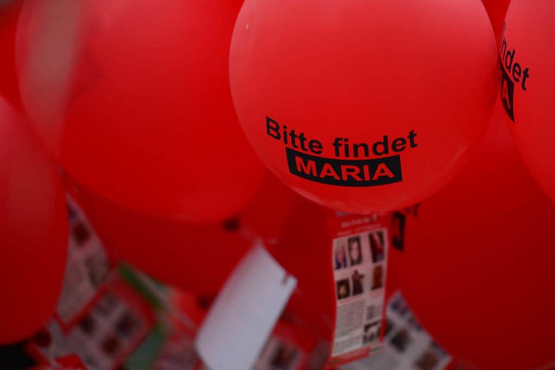 Luftballonaktion im Sommer 2013.  | Foto: Ingo Schneider