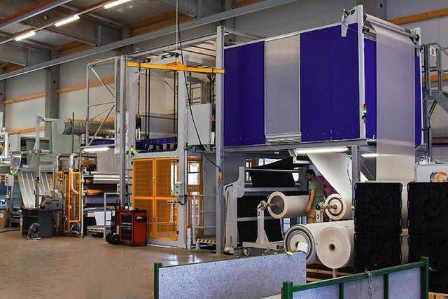 Firma Continental in Herbolzheim will weiter wachsen