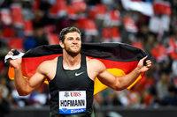 Speerwerfer Andreas Hofmann sichert sich 50 000 Dollar