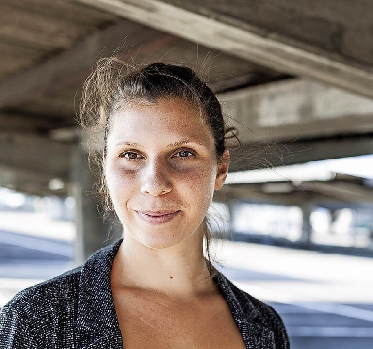 Gianna Molinari   | Foto: Christoph Oeschger