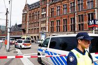 Zwei Schwerverletzte bei Messerattacke am Amsterdamer Hauptbahnhof