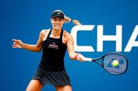 Drittrunden-Aus für Wimbledonsiegerin Kerber bei den US Open