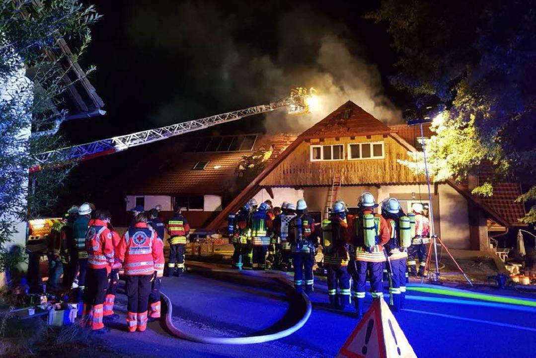 | Foto: Feuerwehr Bad Säckingen