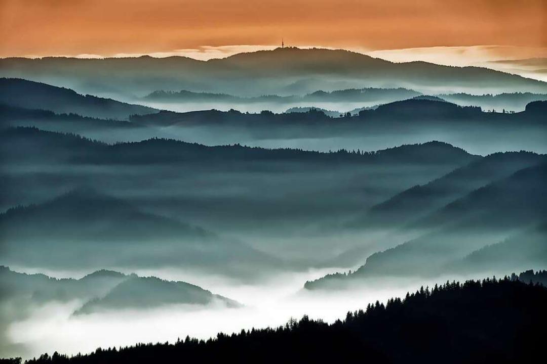 Im vergangenen Jahr landete dieses Fot...ach Südwesten von Christian Bartoschek  | Foto: Christian Bartoschek