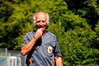 Werner Ziebold ist mit 82 Jahren der älteste südbadische Schiedsrichter