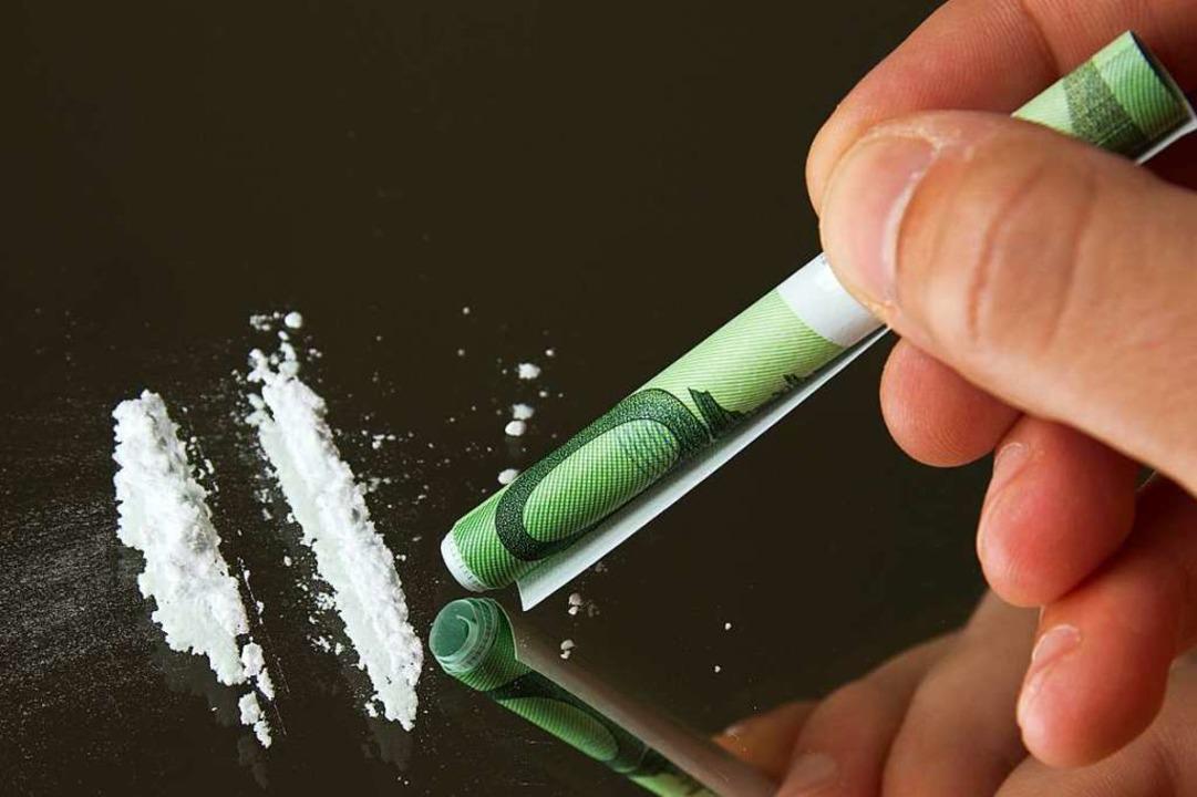 Kokain beim Junggesellenabschied    Foto: ©swa182 - stock.adobe.com