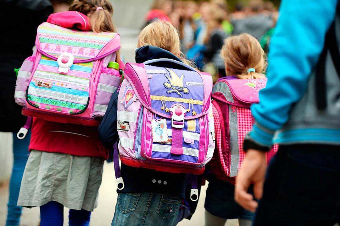 Bald geht die Schule in Baden-Württemb...8211; und es wird sich einiges ändern.  | Foto: Felix Kästle