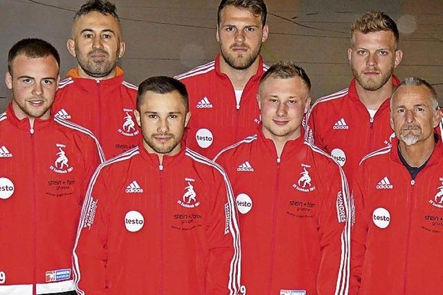 Eschbacher Ringer starten mit Zuversicht in Saison