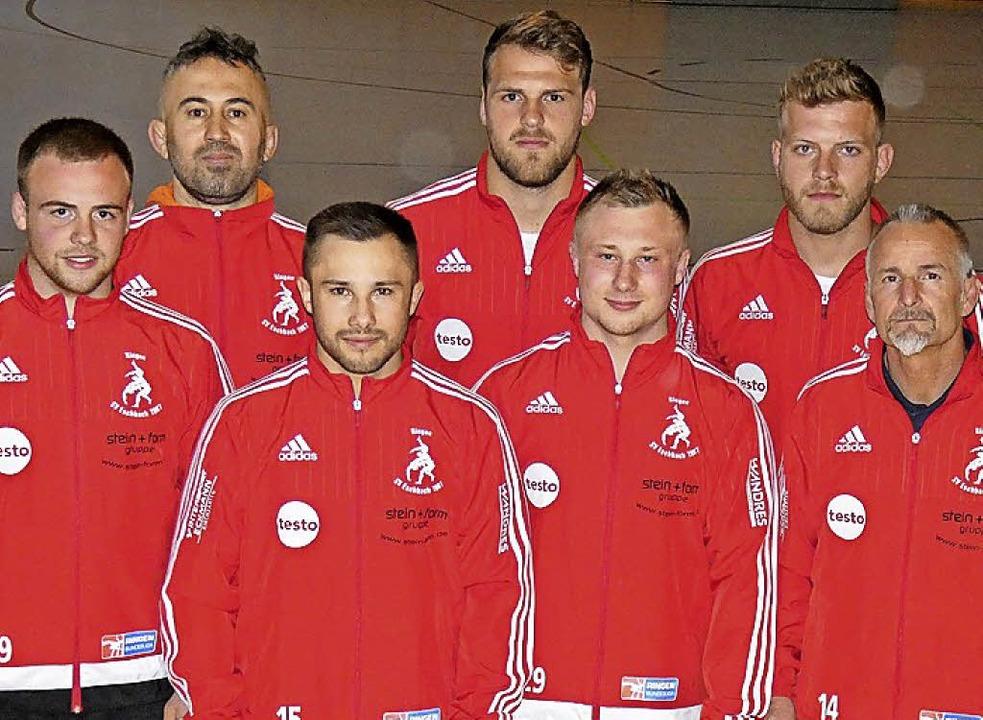 Das Trainerteam (von links):   Timo Sc...cherer, Mario Läufer und  Axel Brenn.   | Foto: Matthias Martin