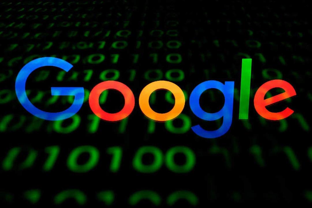 Sechs Buchstaben, die unser Leben verändert haben: Google  | Foto: AFP