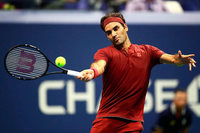 Überraschendes Achtelfinal-Aus für Federer bei US Open gegen Millman