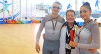 Gold und Silber bei der Europameisterschaft