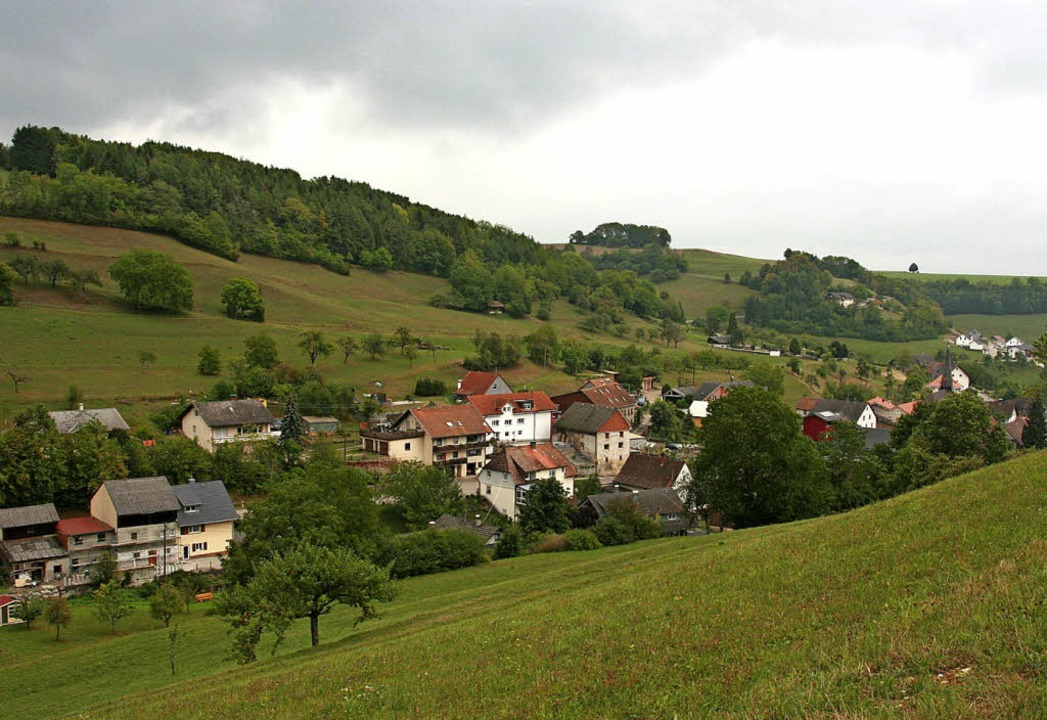 Idyllisch: Rund um Mauchen gibt es sch...schaften und viel Natur  zum Wandern.   | Foto: Johannes Renner