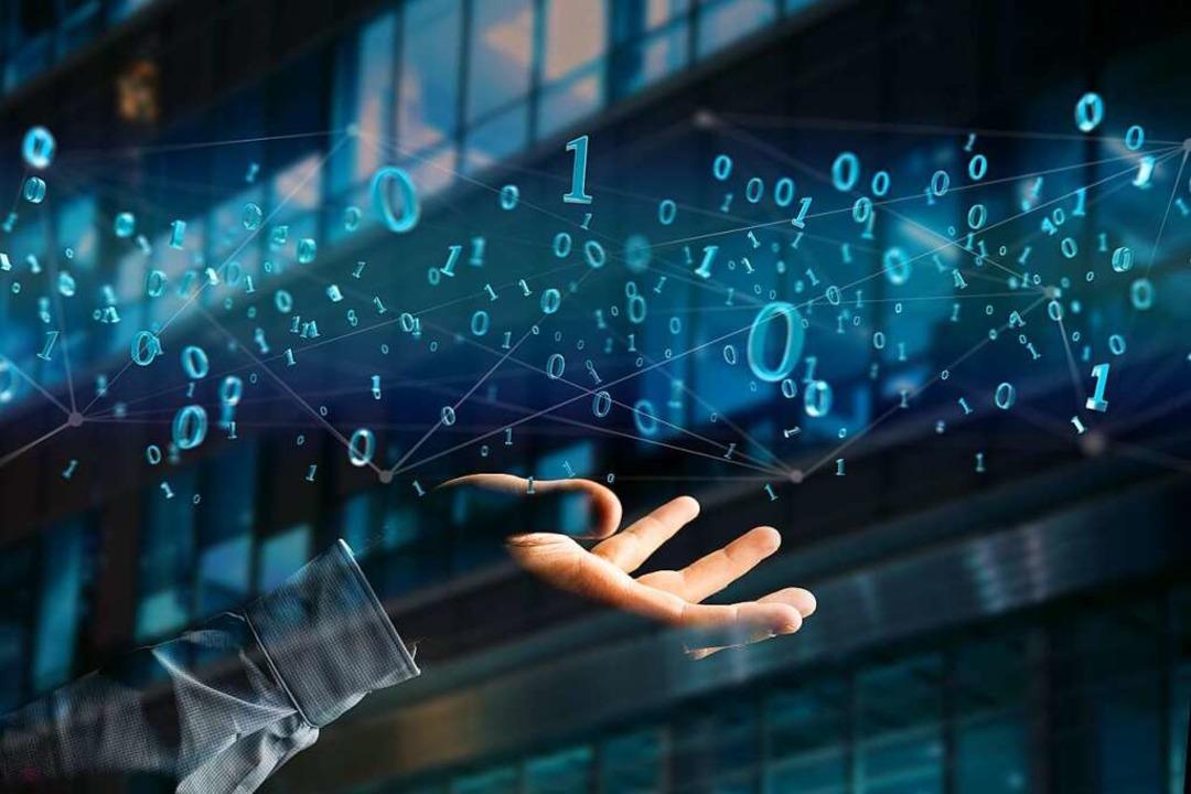 Ein Code kann aus Zahlen bestehen, aber auch aus Buchstaben und anderen Zeichen.  | Foto: Production Perig (Stock.Adobe)