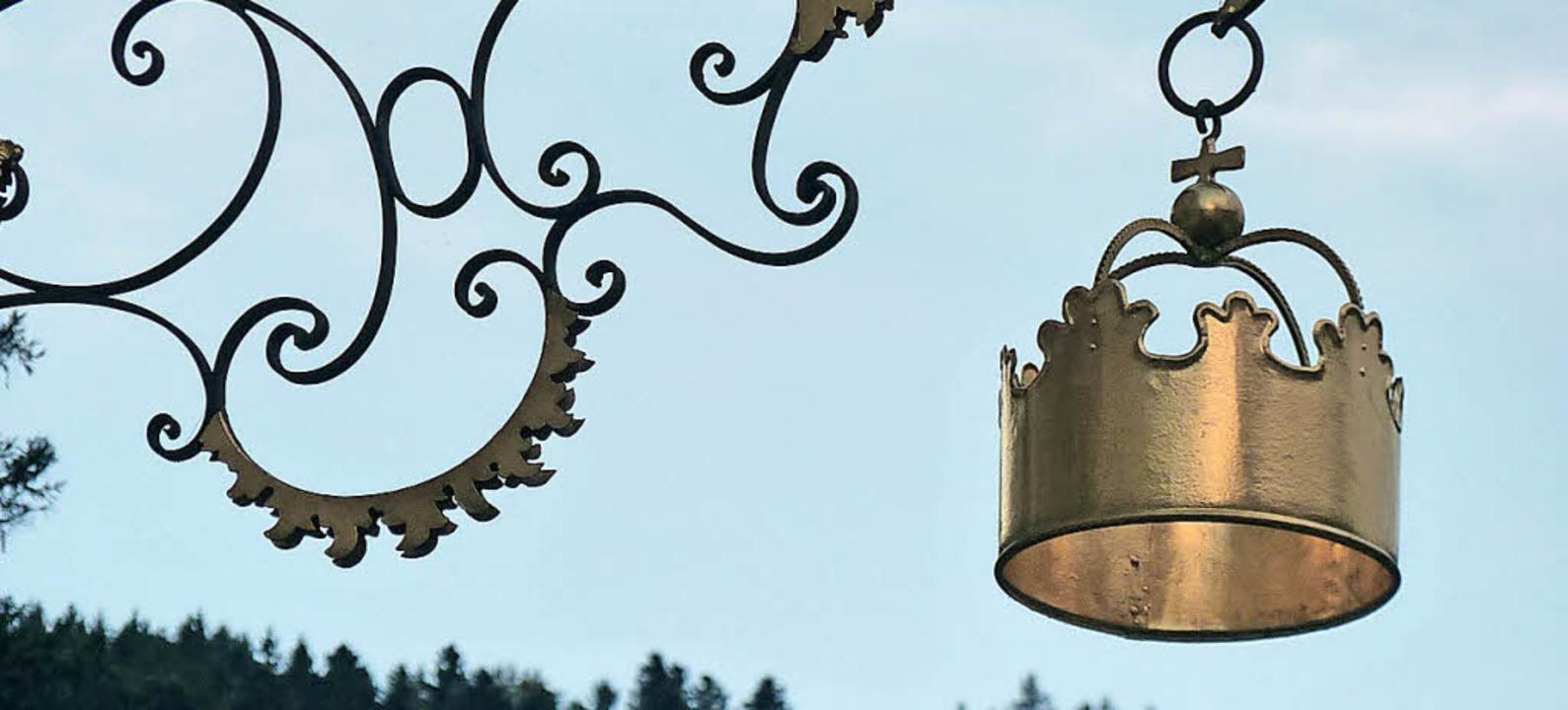 Das Wirtshausmuseum Krone in Tegernau  | Foto: dsa