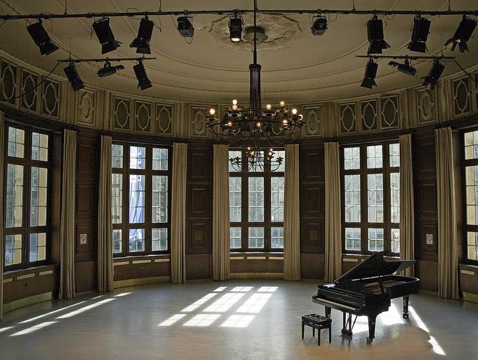 Der Konzertsaal im Gare du Nord   | Foto: Ute Schendel