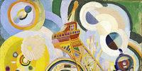 """Das Kunsthaus Zürich zeigt die Ausstellung """"Delaunay und Paris"""" mit achtzig Werken"""