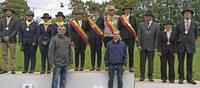 Vier von elf Medaillen für den Hürsterhof aus Ichenheim