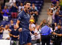 Djokovic besiegt Federer-Bezwinger