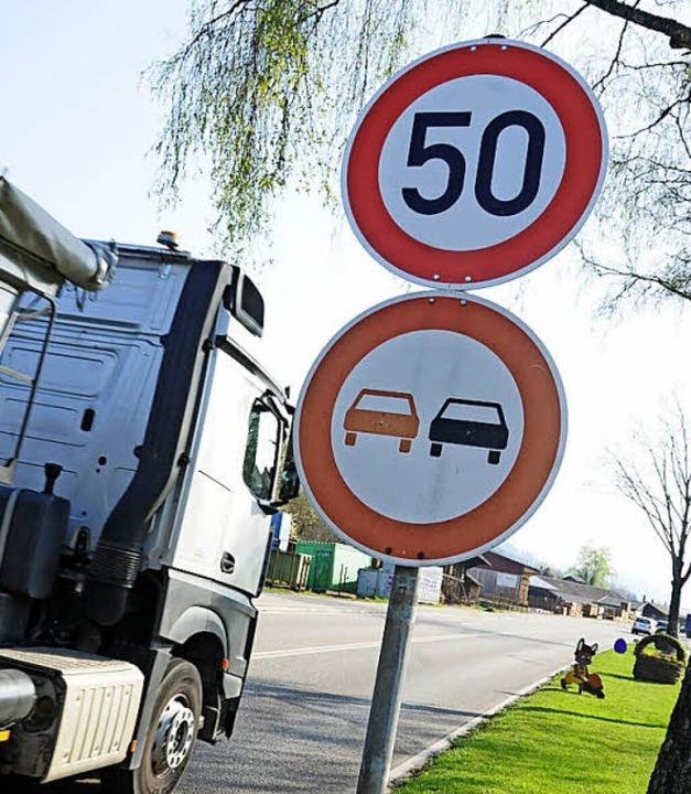 Die SPD will das Thema B317-Überquerun...in erneut im Gemeinderat diskutieren.   | Foto: rbr