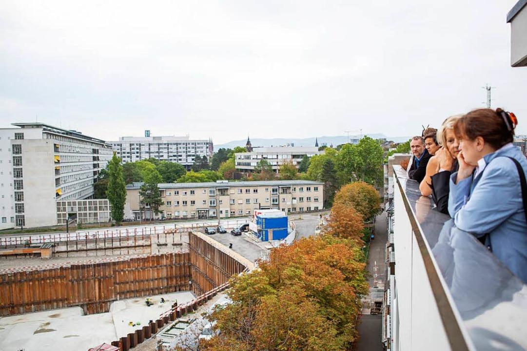 Grundsteinlegung: Die ETH Zürich kommt nach Basel.    Foto: ETH/Pino Covino