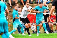 Testspiel vom SC Freiburg wegen Gewitters abgebrochen