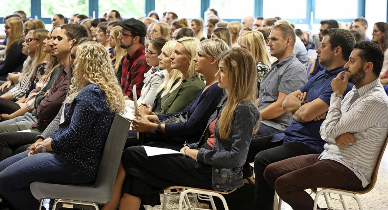 Sie verstärken von Montag an die Lehre...s-, Real- und Förderschulen im Kreis.   | Foto: Christoph Breithaupt