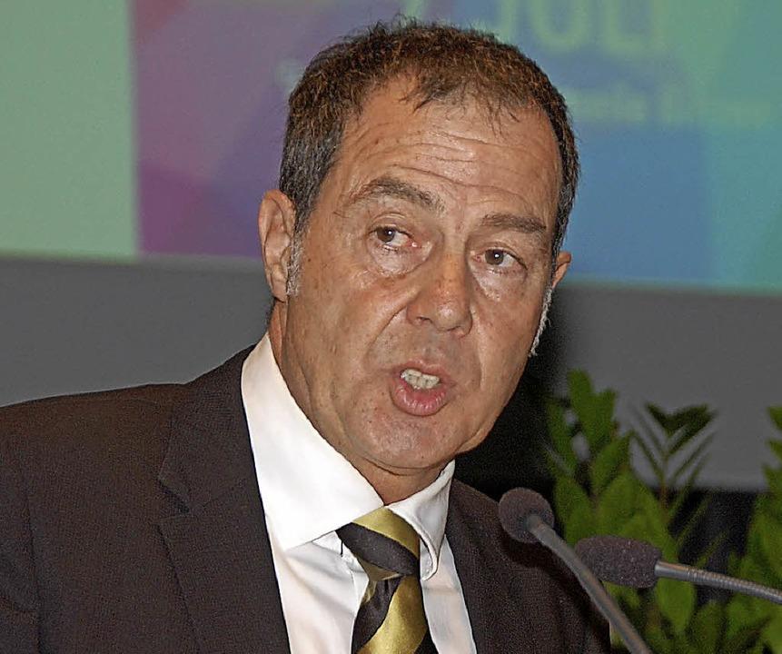 Bürgermeister Andreas Schneucker   | Foto: Frey