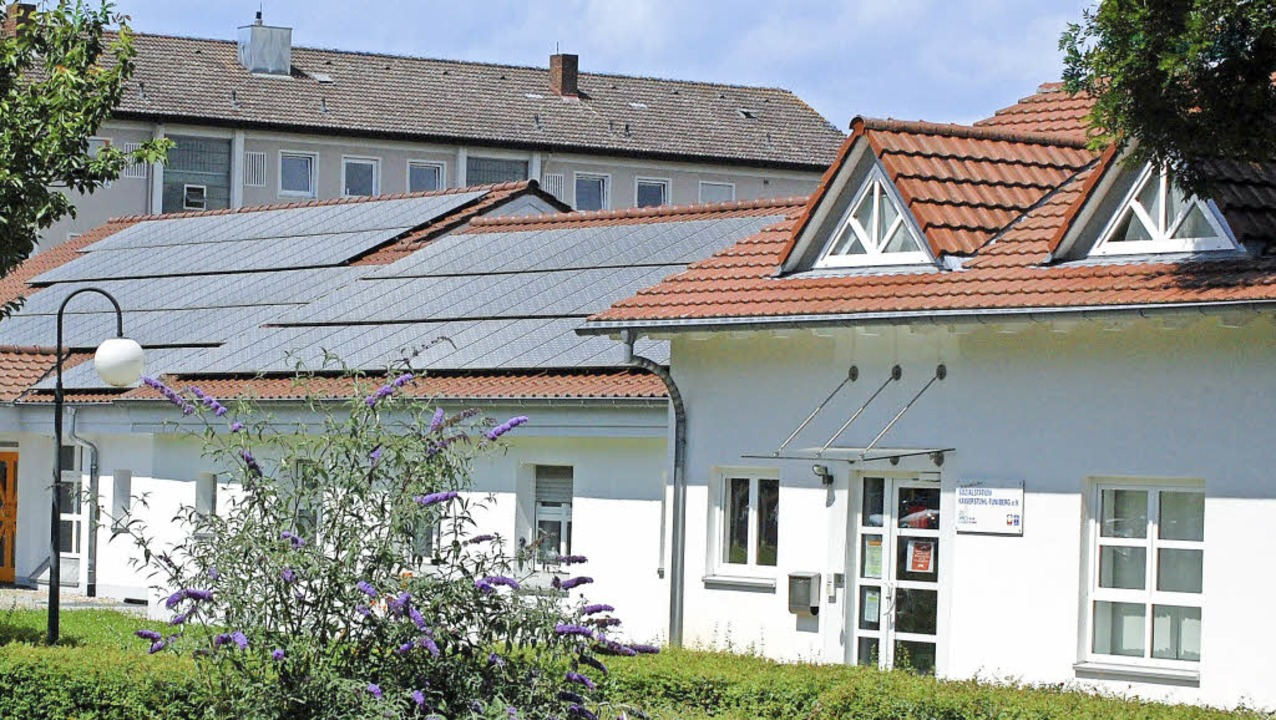 In diesem Gebäude an der Freiburger St...on Kaiserstuhl-Tuniberg untergebracht.  | Foto: Archiv:Kai Kricheldorff