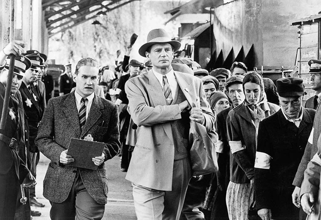 Szene aus Schindlers Liste.    Foto: Universal Pictures